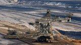 Braunkohle-Tagebau in Deutschland